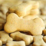 Homemade Peanut Butter Dog Treats